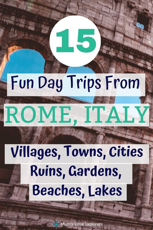 Rome Day Trips - Italy