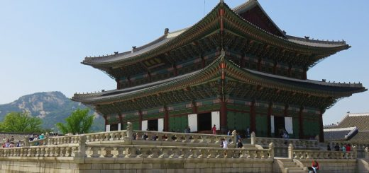 Gyeongbokgung Palace World - Seoul with Kids