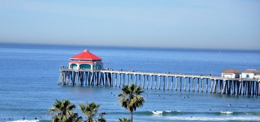 Huntington Beach, Southern California
