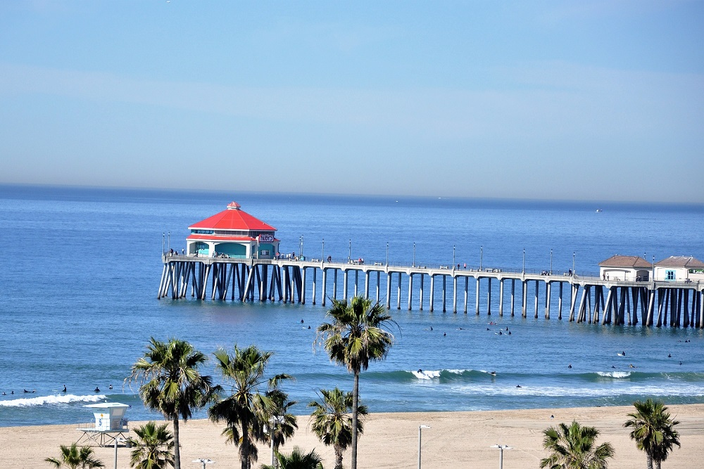 Huntington Beach, Southern California