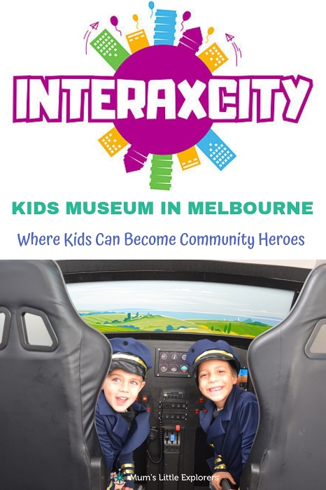 Interaxcity Kids Museum Melbourne