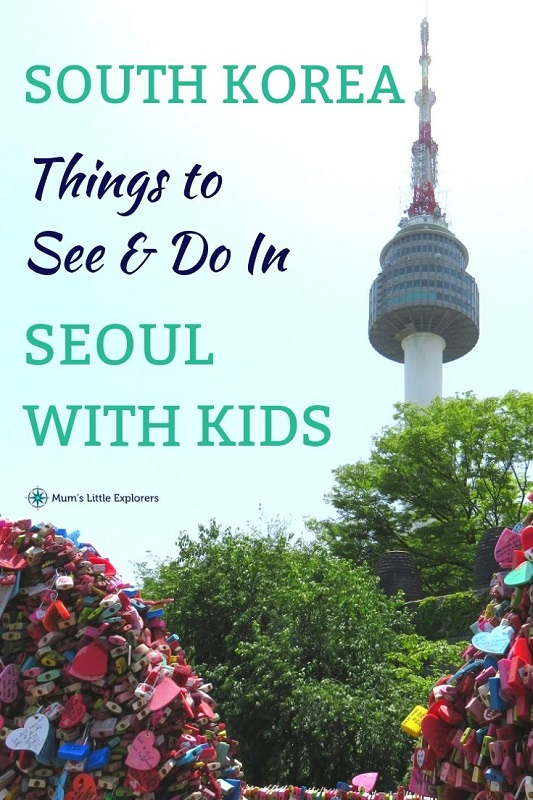 Seoul with Kids - Family Travel in South Korea