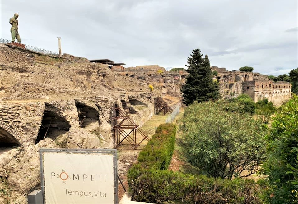 Pompei Ruins - Day Trip From Rome