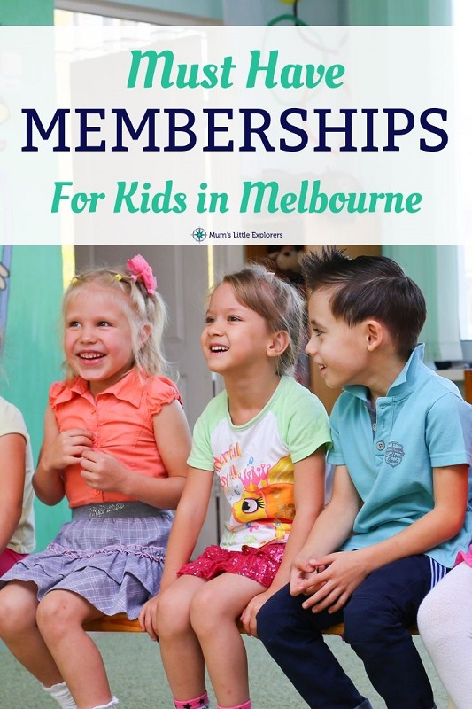 Best Family Memberships in Melbourne for Kids