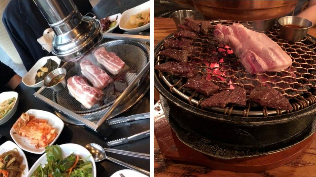 KBBQ (고기구이) Traditional Korean Food