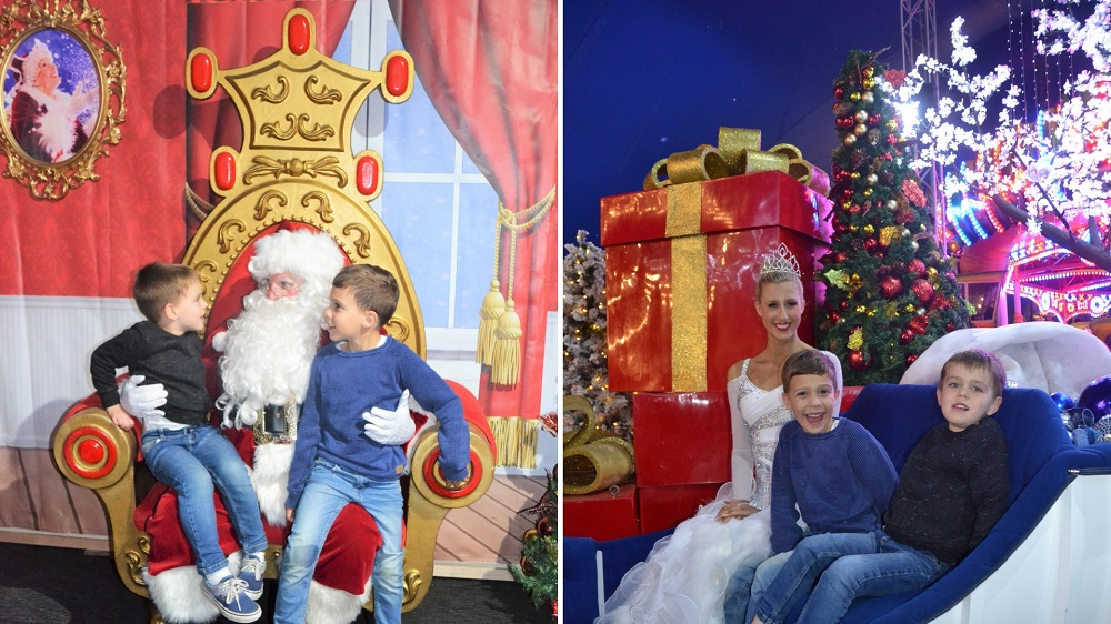 Santas Magical Kingdom Family Event in Melbourne