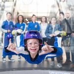 Kids from 3yrs can FLY at Melbourne's New Indoor Skydiving Wind Tunnel