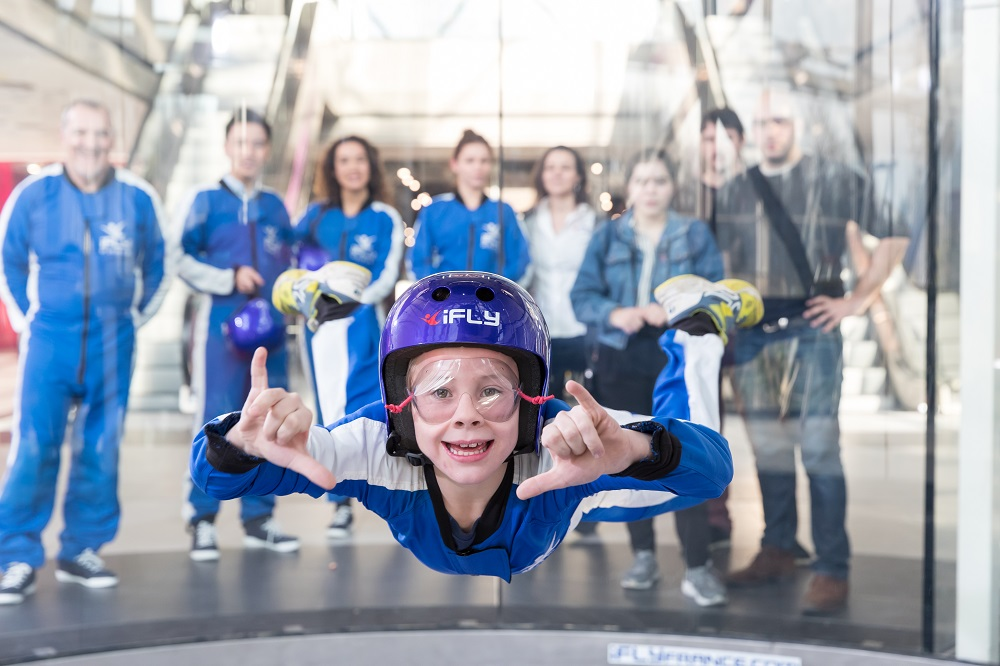 ifly indoor skydiving melbourne west