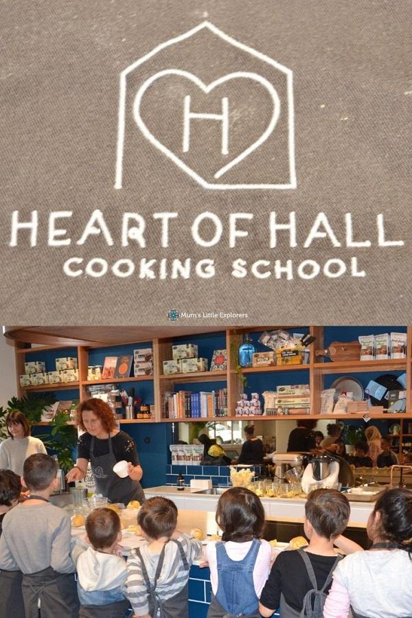 Heart of Hall Cooking School Newport