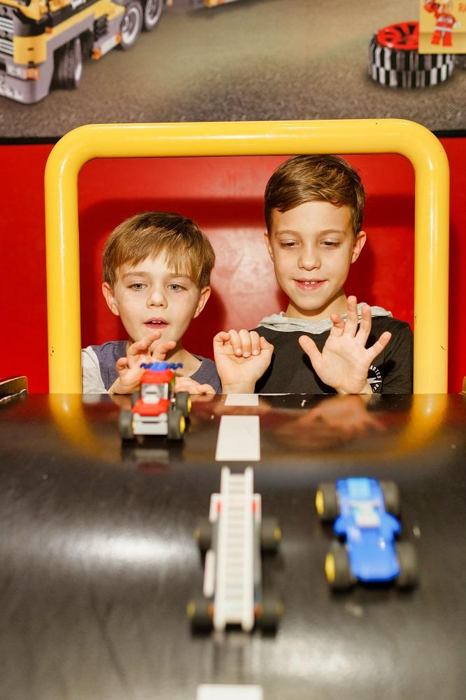Lego Racers - Lego Land Melbourne Chadstone