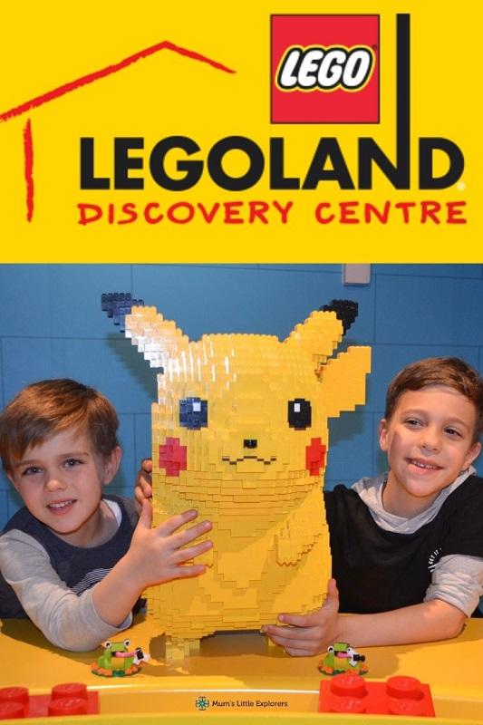 Legoland Discovery Centre, Melbourne Chadstone