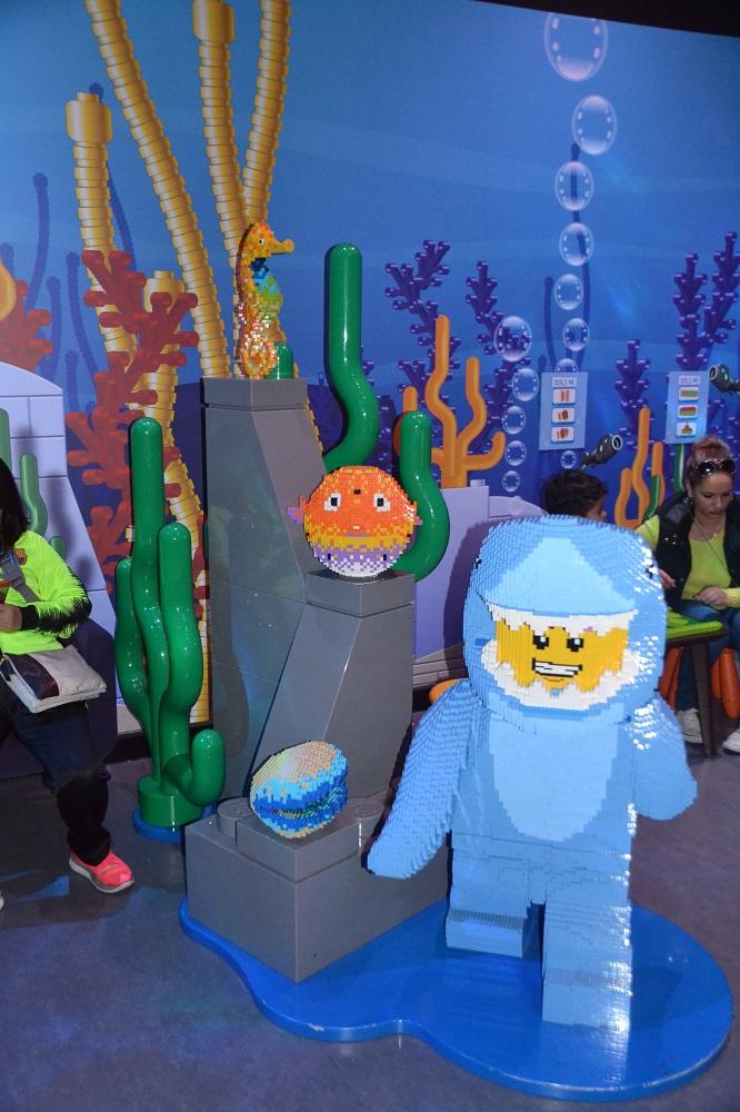 Underwaterworld LEGOLAND Chadstone