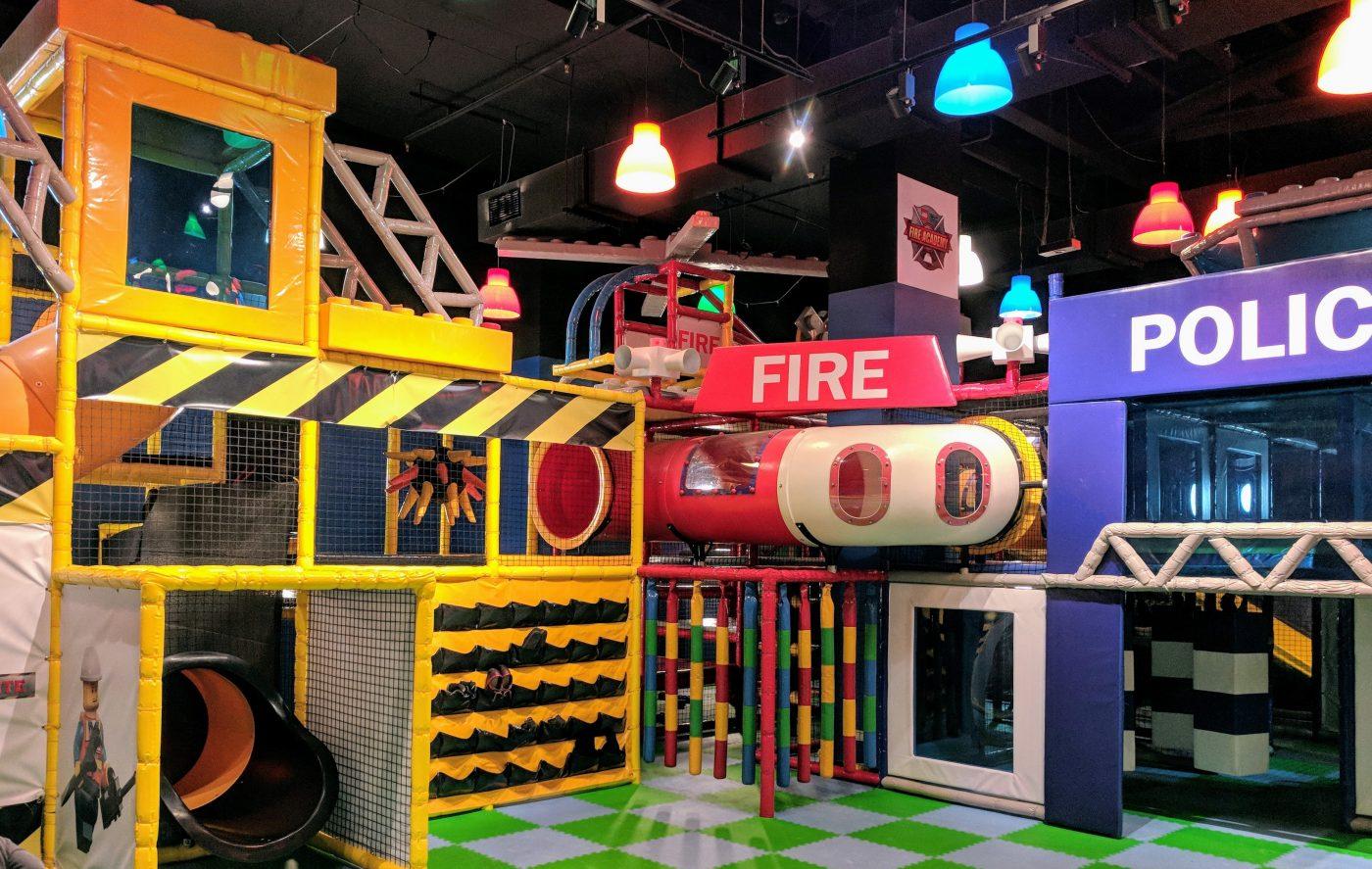 LEGOLAND Melbourne Fire Academy