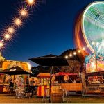 Wonderland Spiegeltent Festival | Pop Up Park Fed Square Melbourne