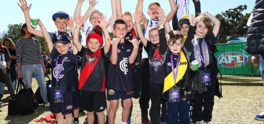 AFL Footy Festival Melbourne for Kids
