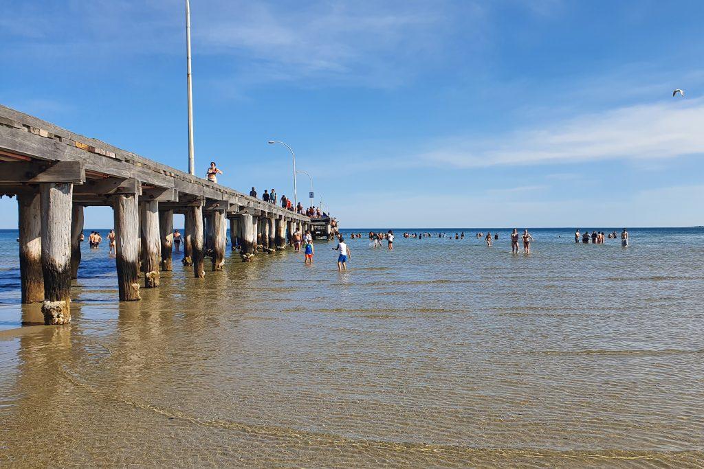 Altona Beach West Melbourne