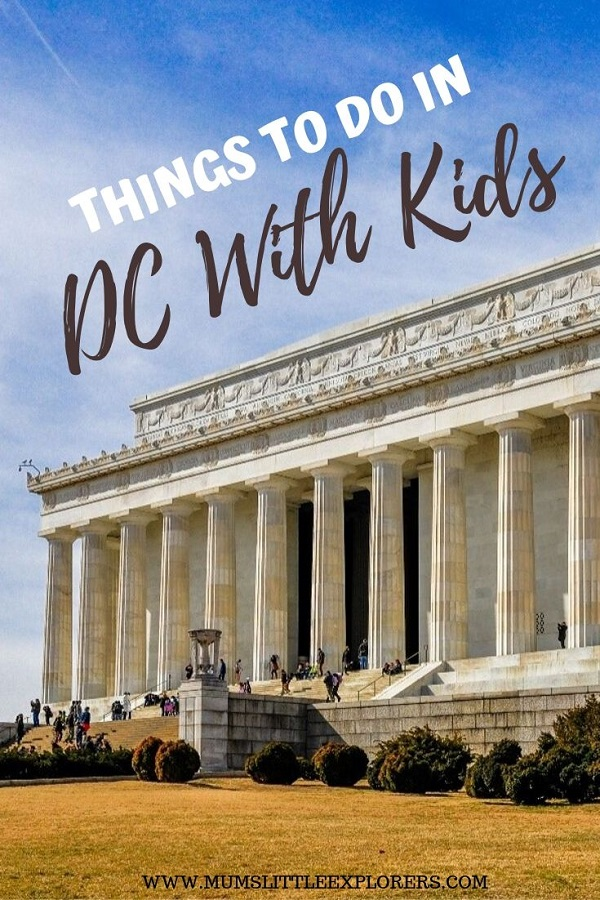Best things to do in DC with Kids