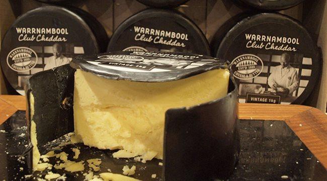 Cheese Tasting - Warrnambool