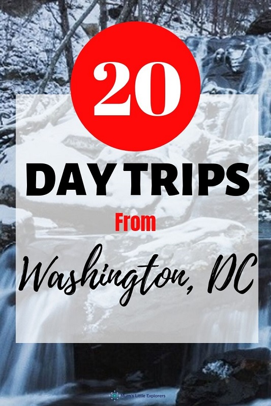 20 Best Day Trips from Washington DC