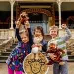 Walk the Gruffalo Trail at Rippon Lea Estate