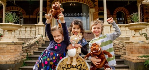 The Gruffalo in Melbourne