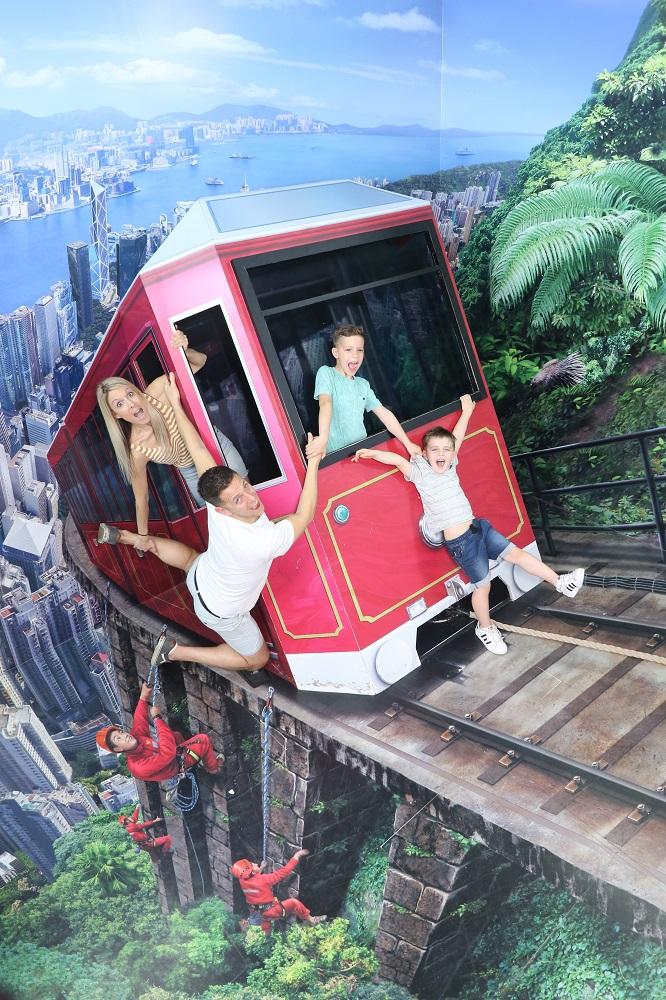 The Peak - Hong Kong with Kids