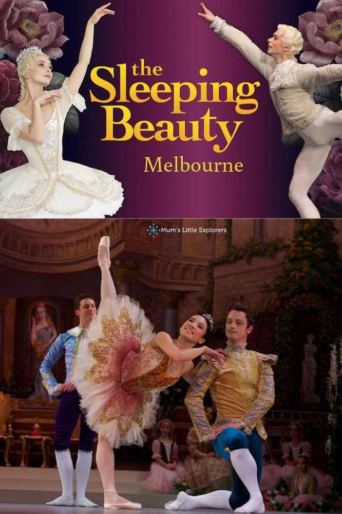 The Sleeping Beauty Ballet Production Melbourne