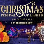 Christmas Festival of Lights at Adventure Park – December 2019