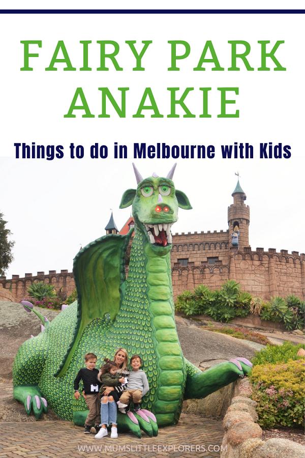 Fairy Park Anakie - Adventure Melbourne