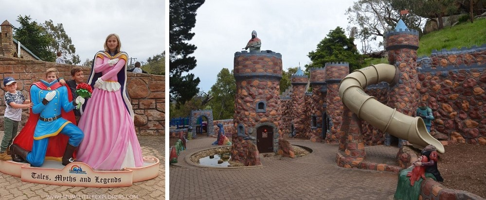 Fairy Park - Camelot Playground
