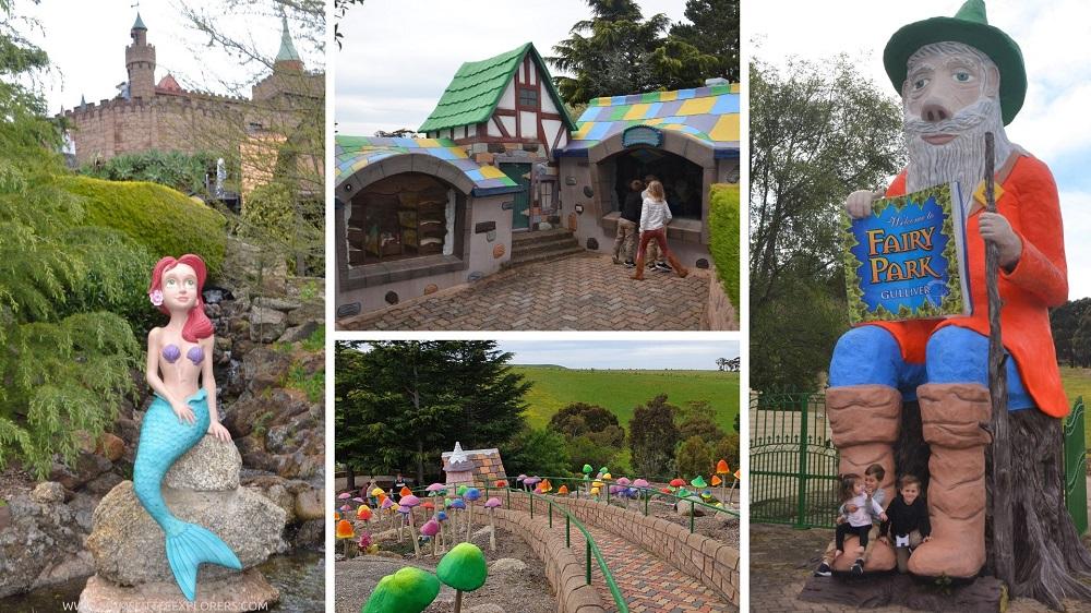 Fairy Park  - Theme Park Anakie