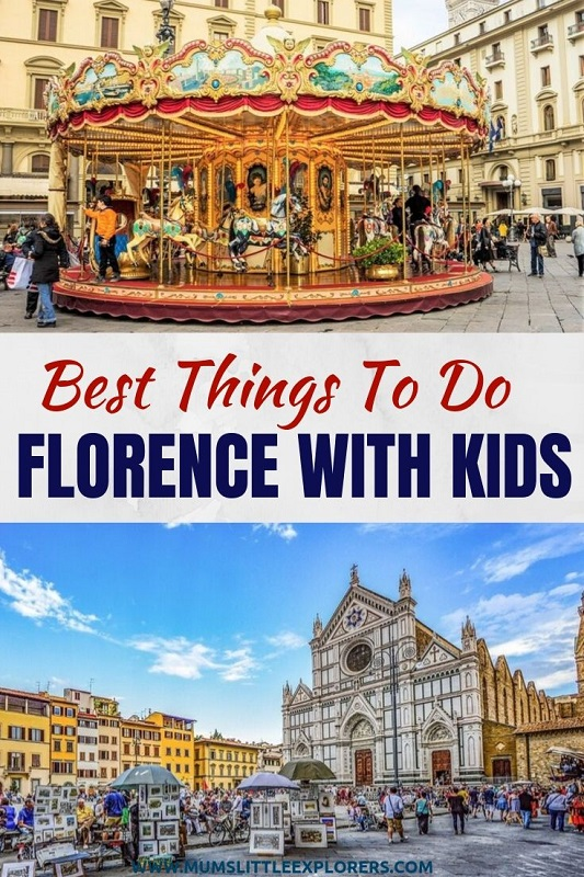 Fun things to do with kids in Florence
