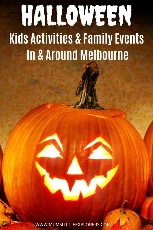 Halloween Events for Families in Melbourne