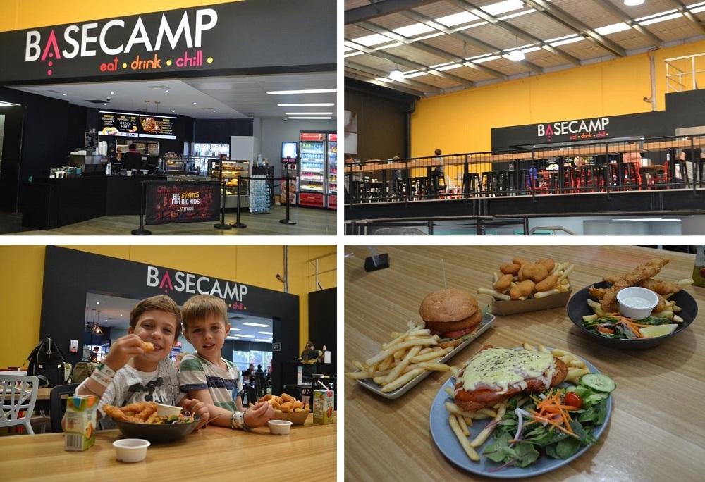 Latitude Cafe Restaurant - Basecamp
