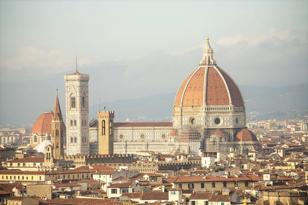 Piazzale Michelangelo Views - Florence with Kids