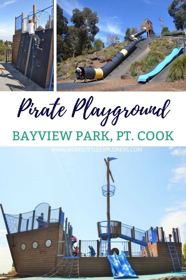 Pirate Playground, Bayview Park Point Cook