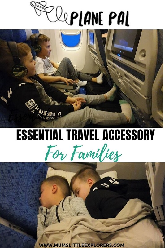 Plane Pal Review - Essential Travel Accessory for Families