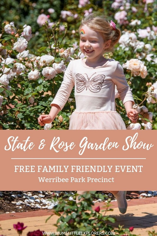 State Rose and Garden Show Werribee Park