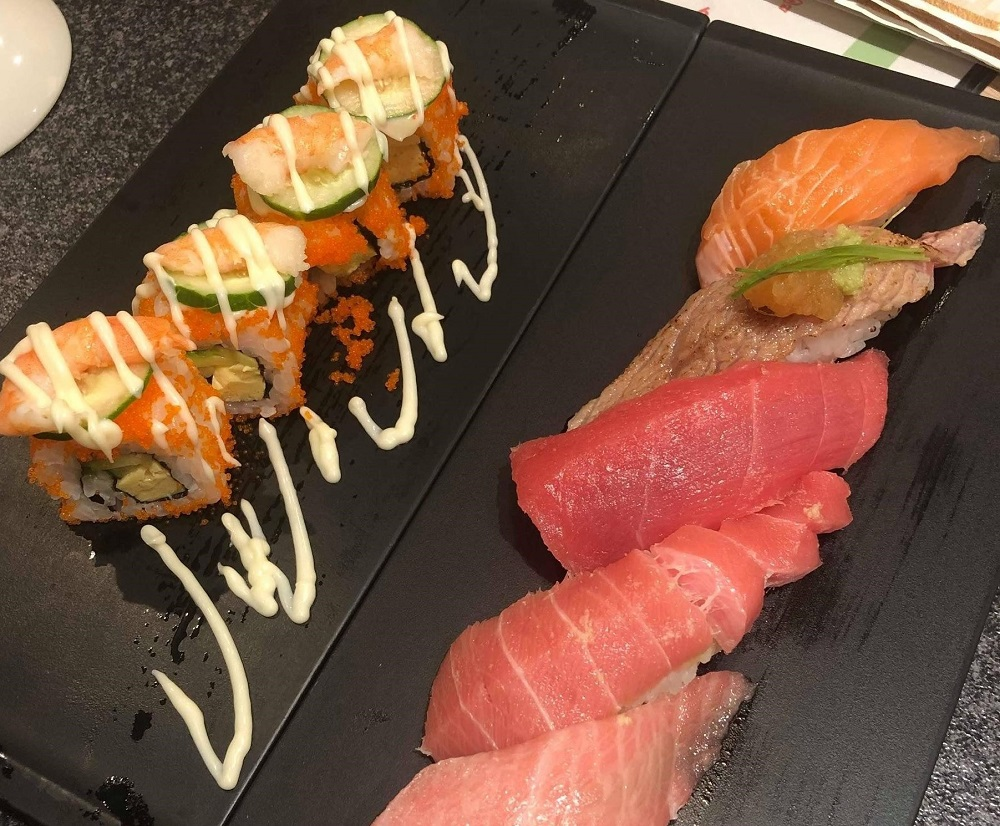 Sushi - Traditional Japanese food to eat in Japan