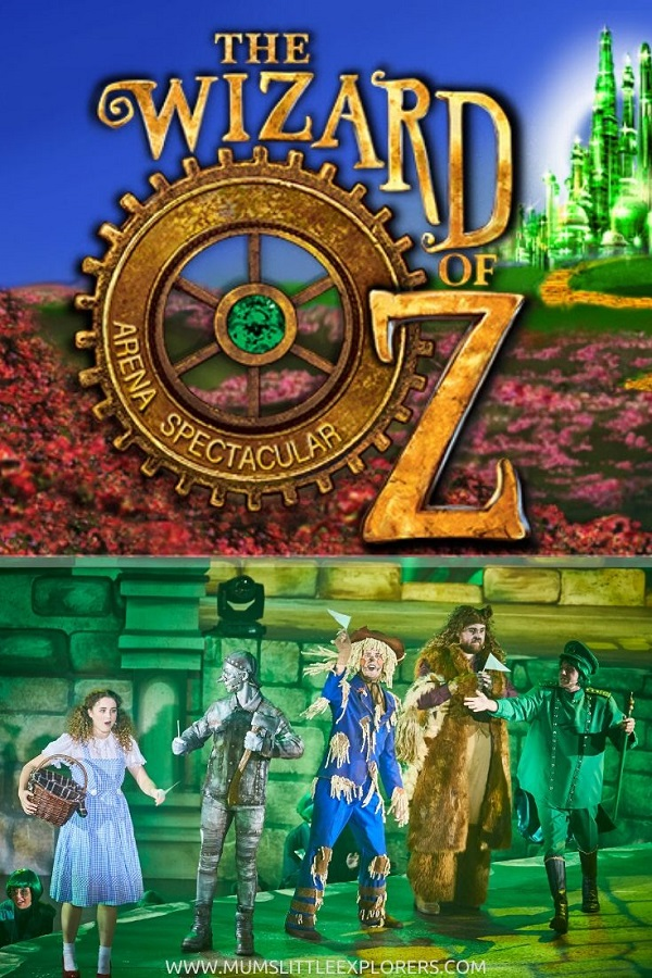 The Wizard of Oz on Stage