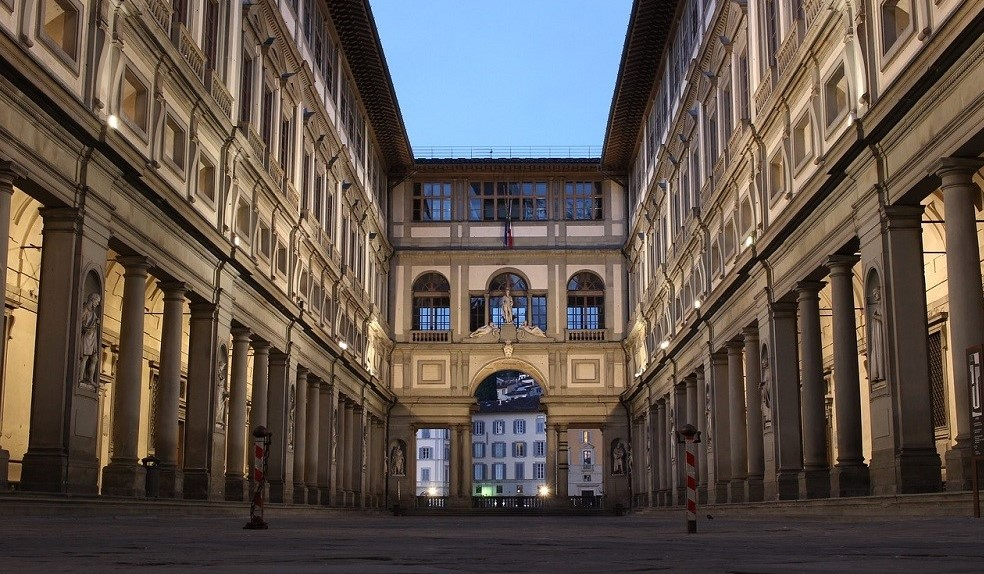 Uffizi Museum - Things to do in Florence with Kidsq