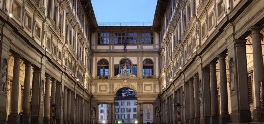 Uffizi with Kids - Florence Family Trip