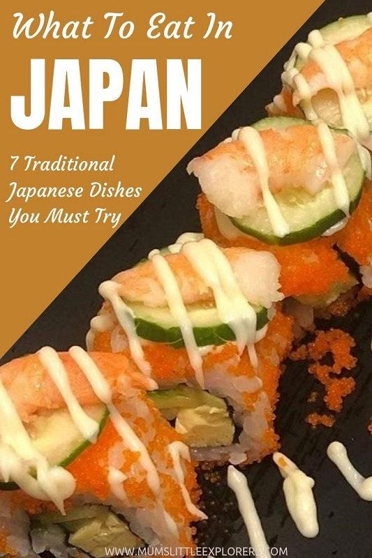 What to Eat in Japan - Traditional Japanese Food