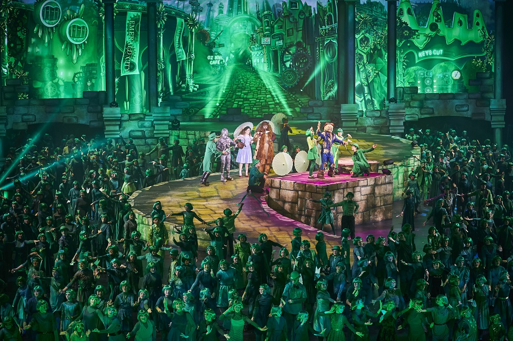 Wizard of Oz Arena Spectacular 2020