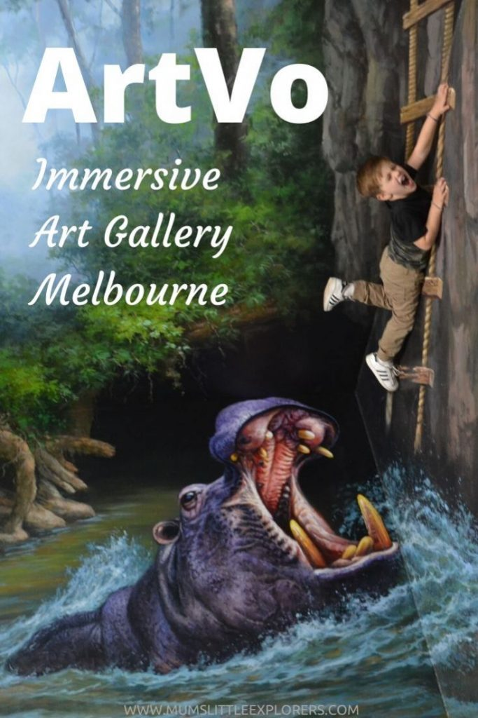ArtVo Melbourne 3D Art Gallery