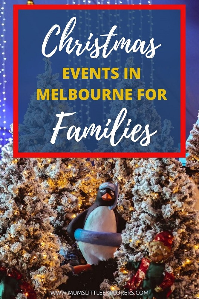 Christmas in Melbourne for Families