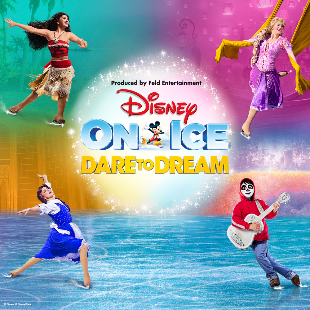 Disney on Ice Melbourne, Dare to Dream