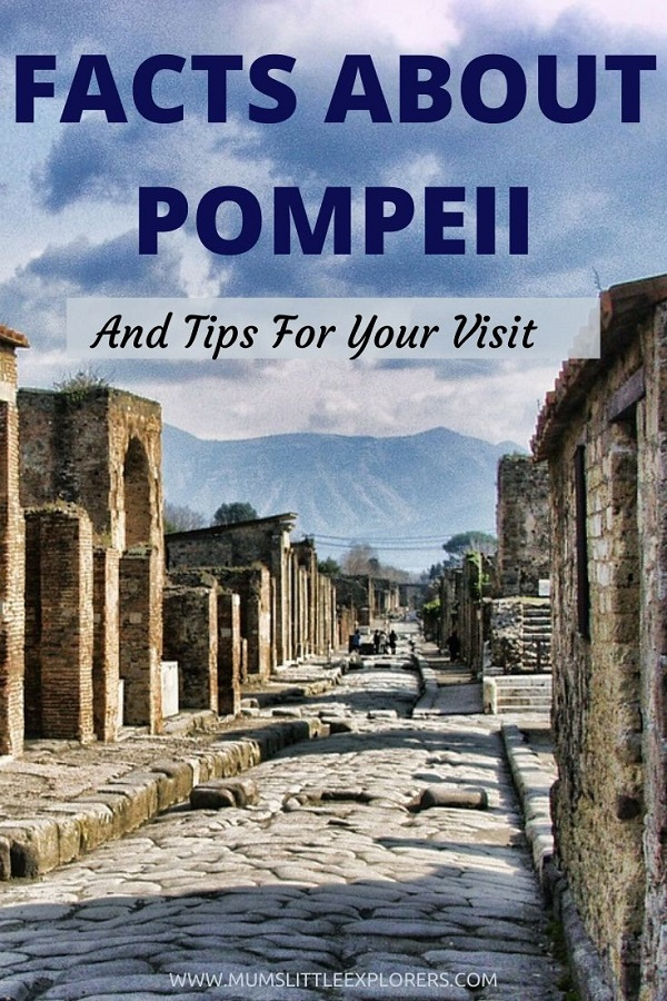 Facts about Pompeii for Kids