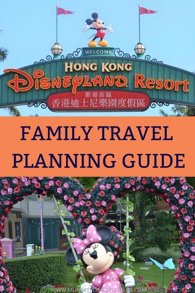 Hong Kong Disneyland Planning Guide