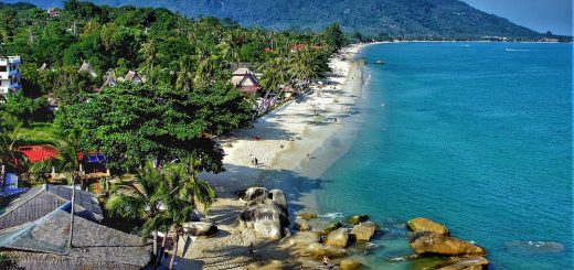 Kho Samui Thailand Best beaches